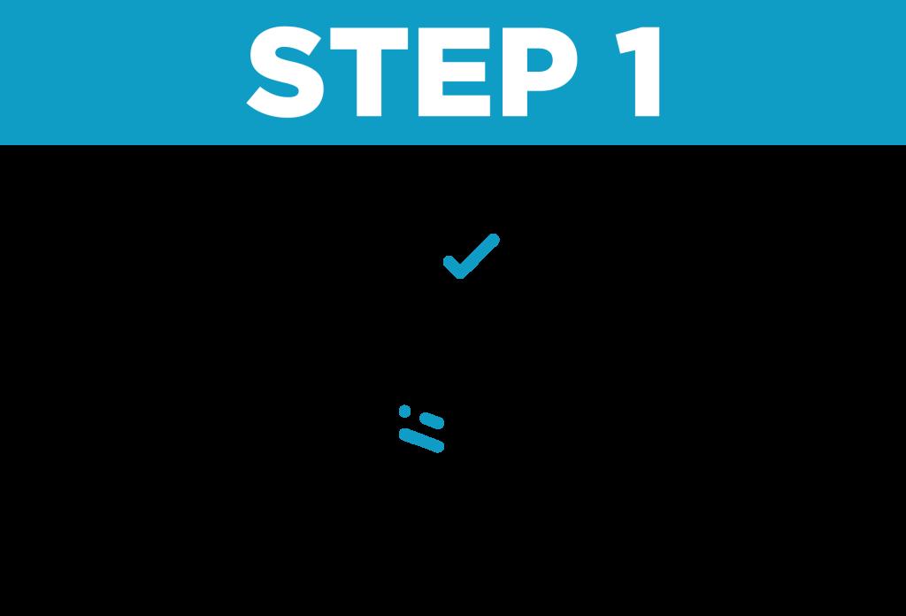 Pasti pronti | Come funziona step 1 100GRAMMI